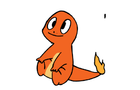 Charmander's evolution