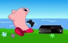 Kirby Eats An Xbox One