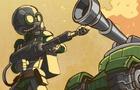 Cobra Squad Vs Tank War