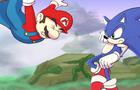 Smash Bros Wii U Animated