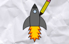 Lets Draw A Rocket - DWC