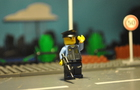 Stan Vs Robot ( brickfilm