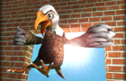 Flappy Eagle 3D