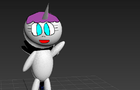 The make of 3D Mandy