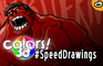Speed Drawing - Colors3D