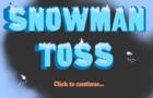 Snowman Toss