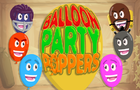 Balloon Party Poppers