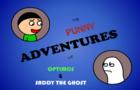 Optimos & Saddy the ghost