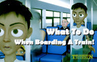 What To Do When Boarding