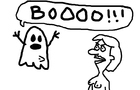 Ghost with a Boner.