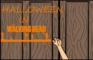 Halloween in The Walking