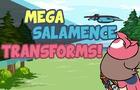 Mega Salamence Transforms