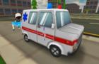 Ambulance Rush 3d