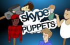Skype Puppets - Macarena