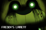 Freddy's Lament