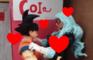 Goku cheats on Chi Chi