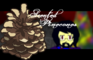 Scented Pinecones