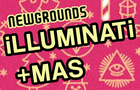 Newgrounds' Illuminatimas