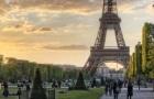 Paris Difference Fan