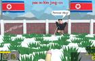 Pee on Kim Jong-un just f