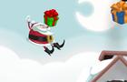 Jumpy Santa