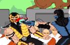 Scorpion Vs SubZero Fight