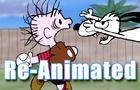 """Snoopy N Linus """"Re-animat"""