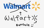 Walmart / Walfart