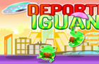 Deported Iguana