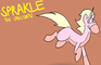 Ball- Sprakle the Unicorn