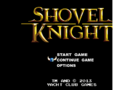 Shovel Knight animated