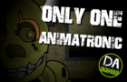 1 Animatronic At Freddy's
