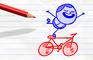 """P-mation: """"Uneasy Rider"""""""