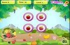 Fresh Fruits Memory Game