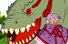 Monster Hunter Barbeque