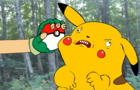 Pikachu, Get In The Ball.