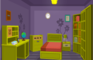 Purple Home Escape