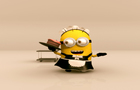 minion Singing B-day song