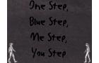 One Step, Blue Step