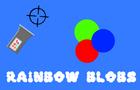 Rainbow Blobs