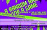 A Random Name For A Game