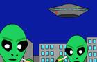 Mr.Thinker Hunt for Alien