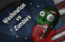 G. Washington vs Zombies