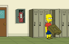 Bart is grounded