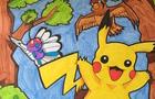 Pikachu Vacation
