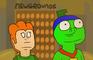 FrogMan and Pico