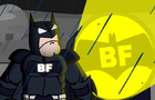 Blunderman vs BatFleck