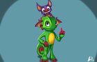 Yooka-Laylee Speed Draw