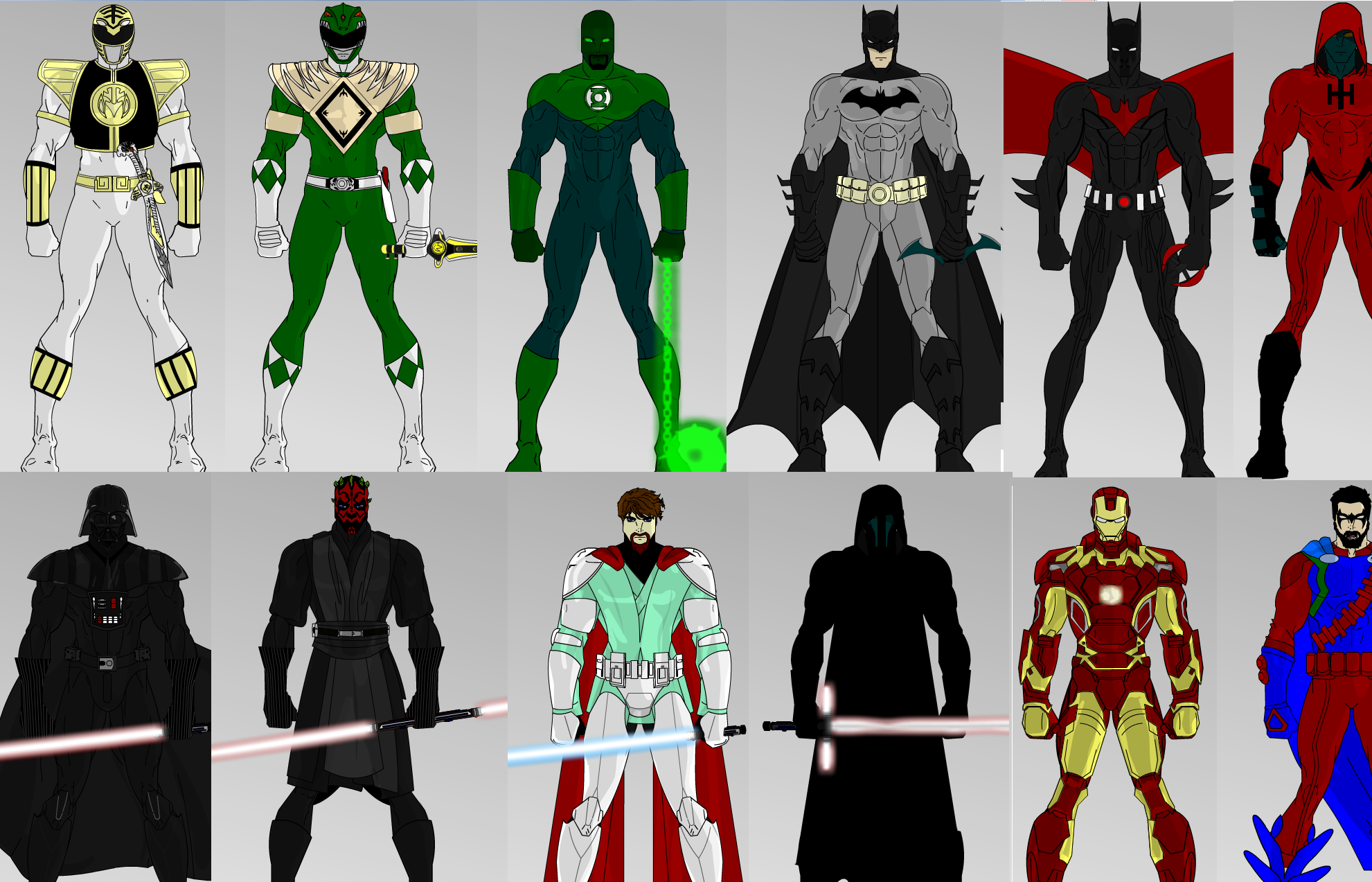 : create superhero costume  - Germanpascual.Com