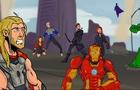 Avengers 2 Alternate Endi